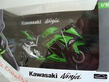 MINIATURE MOTO KAWASAKI 300 NINJA SPECIAL EDITION  1/12  NEUVE EN BOITE AUTOMAX