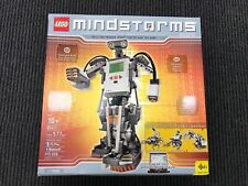 NEW!  Lego 8527 Mindstorms NXT 100% Complete w Bonus  CD