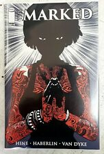 The Marked #1 image comics key issue NM+ optioned for tv