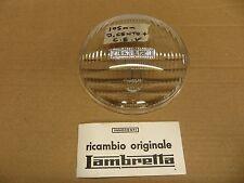 "Orig. Innocenti  Lambretta CENTO ""J"" "" C.E.V"" Headlight/ Headlamp Glass  N.O.S"