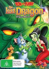 Tom And Jerry - Lost Dragon (DVD, 2014)