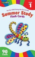 Summer Study Flash Cards Grade 1 (Flash Kids Summer Study (Cards)