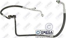 Omega A/C Manifold Hose Fits: 98-01 Ford Ranger (See Chart)