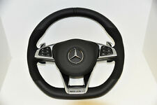 Original Mercedes-Benz Amg Performance Lenkrad W205 C63 C43 Glc43  238+476
