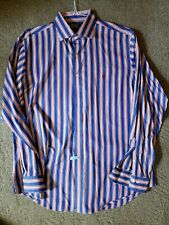 Polo Ralph Lauren 17 1/2 XL Red White and Blue