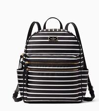 $300 NWT ' Bradley ' Wilson Road French Stripe Laptop Backpack