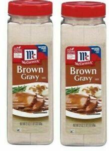 McCormick Brown Gravy Mix (21 oz.) Free Shipping