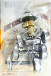 """Precision Scale On3 #8563 Driver Sets, 24"""" Wheels Machined, (One w/Gear Box) On3"""