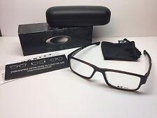 NIB Oakley Airdrop Root Beer Frames 57/18/143 Rx Eyeglasses OX8046-0657
