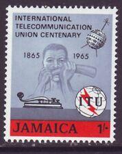 Jamaica 1965 SC 247 MH ITU Centenary