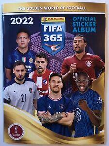 Panini FIFA 365 - 2022 empty album SLO edition MINT