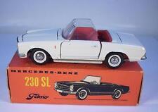 Tekno Denmark 928 MERCEDES BENZ 230sl bianco in O-Box #3342