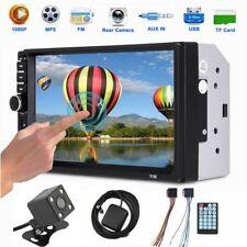 "7"" 2DIN Autoradio DAB GPS Navi Bluetooth Stereo MP5 Player FM USB/AUX + Kamera"
