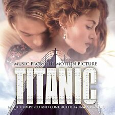 NEW Titanic: Music from the Motion Picture Audio CD Celine Dion James Horner