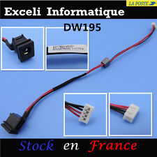 Toshiba satellite DC Power Jack Socket pour L350D-131 l350d-200 connecteur cable