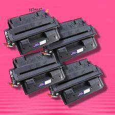 4 Non-OEM Alternative TONER for HP C4127X 27X LaserJet 4050 4000