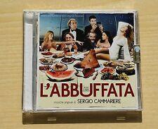 SERGIO CAMMARIERE - L'ABBUFFATA - CD SIGILLATO (SEALED)