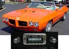 USA-630 II 300 watt 68-72 GTO Le Mans Tempest Stereo Radio AM FM iPod USB Aux in