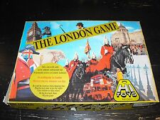 Vintage 1972 The London Game - Seven Towns Limited London Subway Game