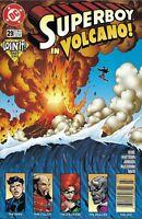 Superboy Comic Issue 29 Modern Age First Print Kesel Mattsson Johnson Hazlewood