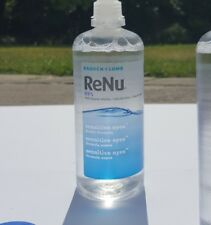 'Bausch + Lomb Renu' contact lens solution