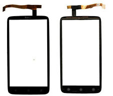 Front Glas HTC ONE X Schwarz S720e Display Scheibe Touch Screen Black
