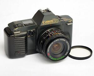 Canon  T70  mit  Sky  Filter  Nr. 1643030  Maginon  Serie  G   1:2,8/28