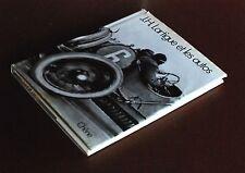 """Livre (Book): """"J.H. Lartigue et Les autos"""" / Editions du Chêne, Paris 1974"""