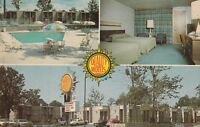 (S)  Indianapolis, IN - Quality Courts Motel North - Pool, Guest Room - Exterior