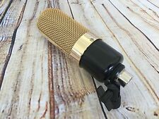 3 x Ribbon Project Microphone Shell Ready for projects & mods rca apex