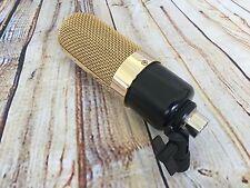 3 X Carcasa de micrófono de cinta del proyecto listo para proyectos & Mods Rca Apex