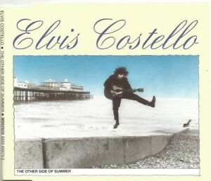 Elvis Costello - The Other Side Of Summer 1991 CD single