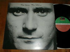 """PHIL COLLINS 1981 """"Face Value"""" LP w In The Air Tonight NM-"""