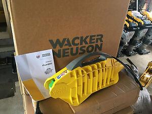 Wackerneuson Umformer für Betonrüttler  FUH20 42V NUR 8,9KG NEU