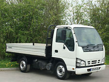 2010/10 Isuzu Grafter NKR 77 Dropside Pick-Up 3.0TD N35.150 *ONLY 73,000 MILES*