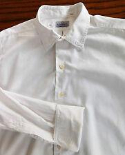 De Colección alemana Camisa Gerling Braunschweig Collar tamaño 14.5 condición excelente