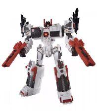 Takara Transformers Legends LG-EX Metroplex Titan Class W/ Scamper USA