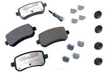 Disc Brake Pad Set-Ceramic Pad Kit with Hardware Rear Autopartsource VP1021K1