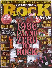 CLASSIC ROCK 40 2016 1966 Who Glenn Frey Bob Dylan Phil Lynott Blue Öyster Cult