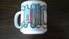 Chicago Illinois Collectible Coffee/Hot Chocolate Cup/Mug