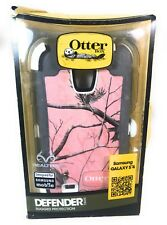 Otterbox RealTree Defender Case, Samsung Galaxy S4, Pink, OEM, Open Box
