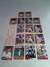 *****Dave Stapleton*****  Lot of 50 cards.....17 DIFFERENT / DOB: 1-16-1954 / IF