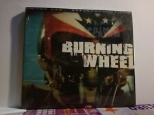 PRIMAL SCREAM - BURNING WHEEL - cd singolo gatefold sigillato 1997 prima stampa