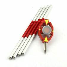 LETER Aluminium Alloy Mini Prism with 4 Poles