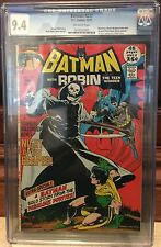 BATMAN #237 CGC 9.4 NM NIGHT OF THE REAPER NEAL ADAMS COVER AND ART