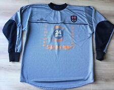 Millwall Football Shirt Original Strikeforce GK Kit Goalkeeper Jersey 2001