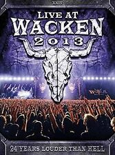 Live At Wacken 2013 - Live At Wacken 2013 (NEW BLU-RAY SET)