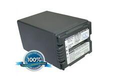7.4 V Batteria per PANASONIC VDR-D258GK, VDR-D150EG-S, VDR-M53, NV-GS180EB-S NUOVO