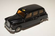 BUDGIE MODELS LONDON TAXI AUSTIN CAB BLACK EXCELLENT CONDITION
