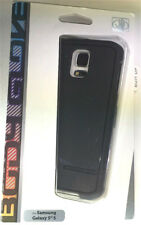 New in Box OEM Body Glove Satin Black Case For Samsung Galaxy S5